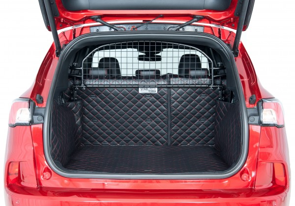 Starliner Deluxe car boot tray black/ red for FORD - Kuga, built since 2020, 3. Generation, image similar