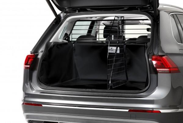 Starliner Kofferraumwanne schwarz für VW Tiguan ab Bj. 2016, Abb. ähnlich
