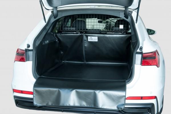 Starliner car boot tray black for Kia Ceed Sportswagon (Type CD), built 2018-, loading floor even-, image similar