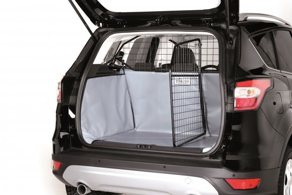 Starliner grey car boot tray for MERCEDES - GLS (Typ X167), built from 2019, image similar