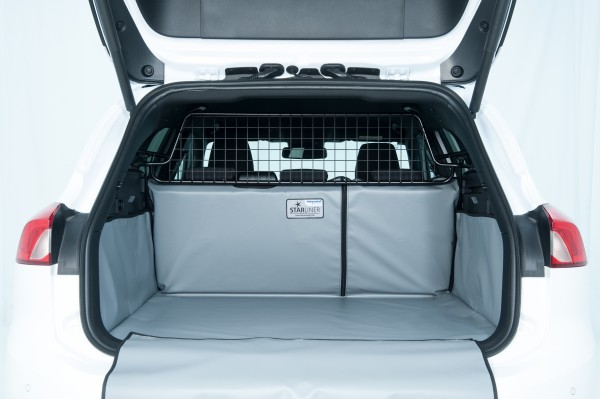 Starliner grey car boot tray for Audi A5 Sportback (Type 8T) built 2009-2016, image similar