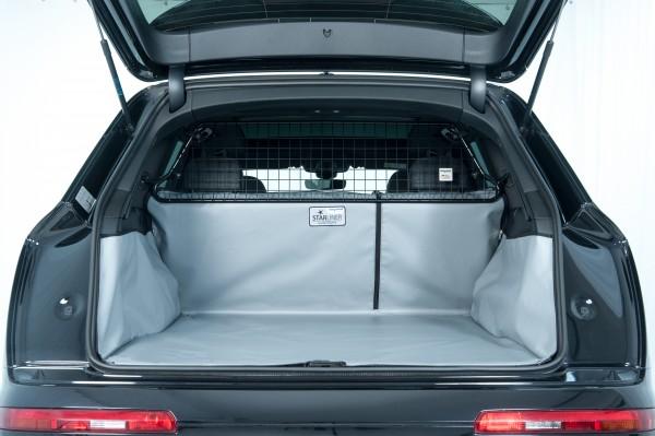 Starliner Kofferraumwanne grau für BMW - X7 (Typ G07), ab Bj. 2019, 7.Sitzer, Abb. ähnlich
