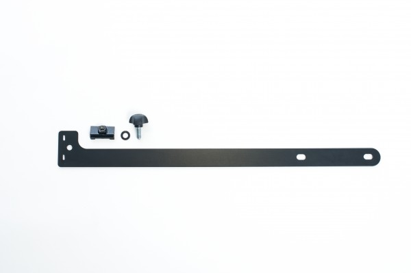 Additional floor holder for loading rail system to the divider 20421440 + 3G9017221 VW Passat Variant (Type 3G/B8/B9) built 2015, image similar