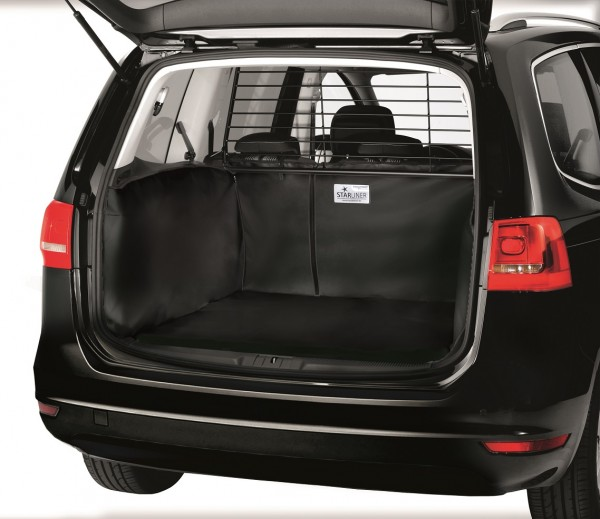 Starliner black car boot tray for VW Sharan II / Seat Alhambra II built 2010, image similar