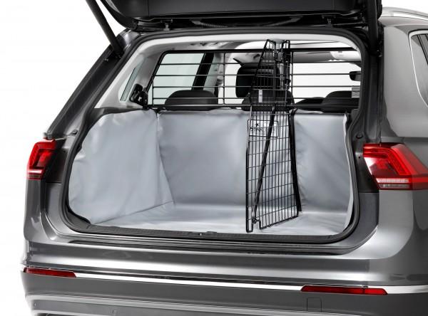 Starliner grey car boot tray for VW Tiguan built 2016, image similar