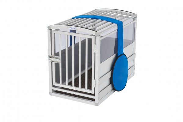 Alustar Rear seat dog box