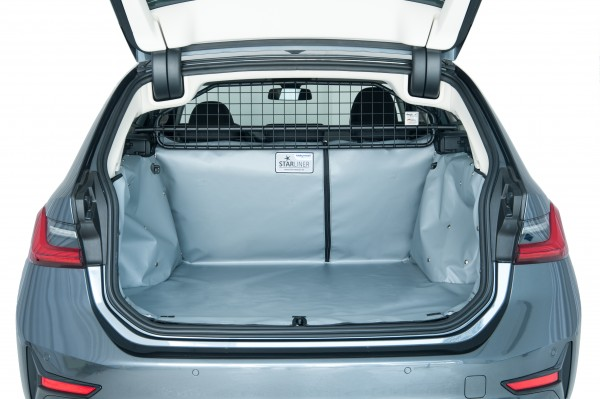 Starliner car boot tray grey for BMW 3er Touring (G21), built 2019, image similar